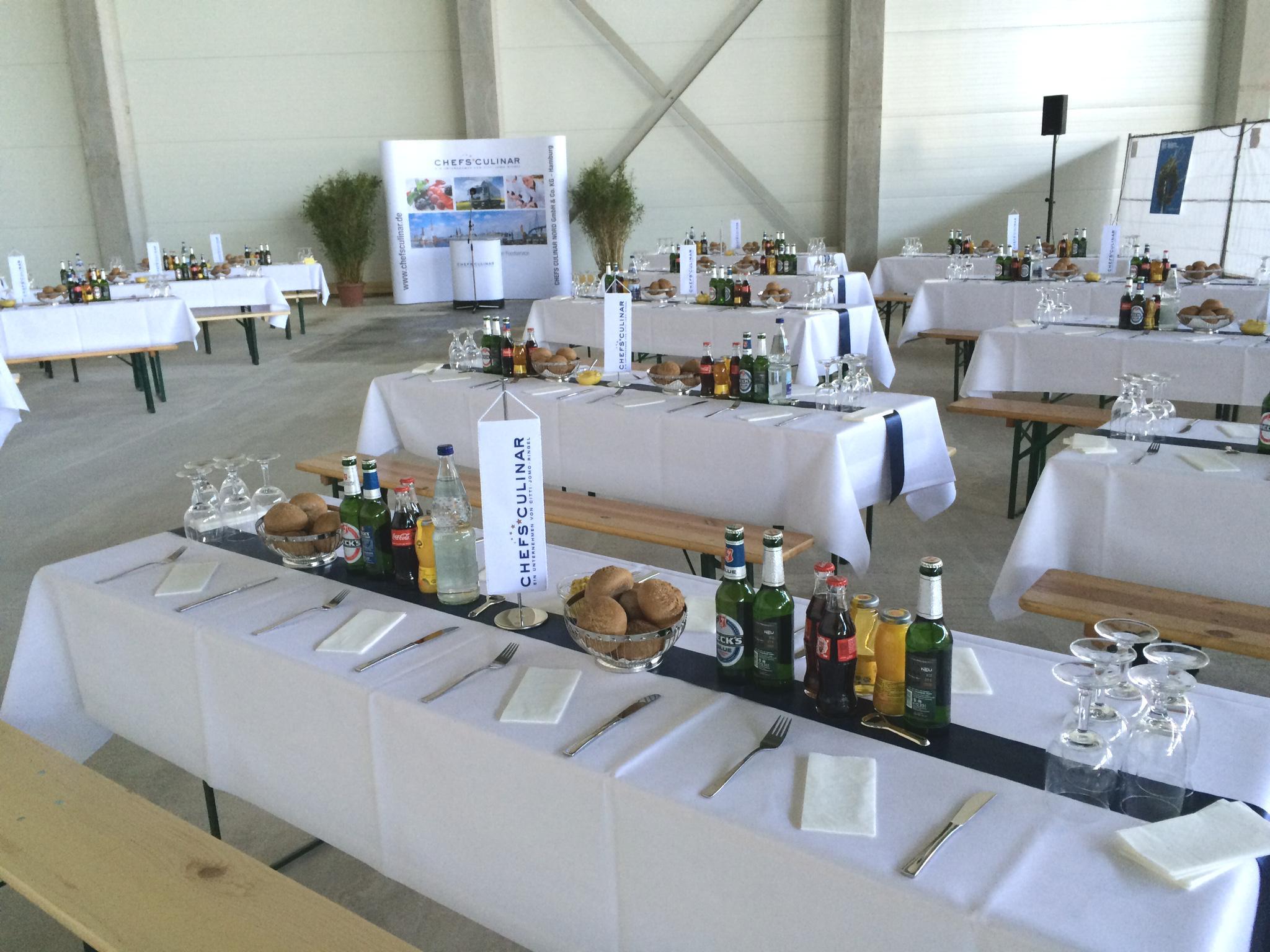 Event gaby l wel eventmanagement - Richtfest deko ...