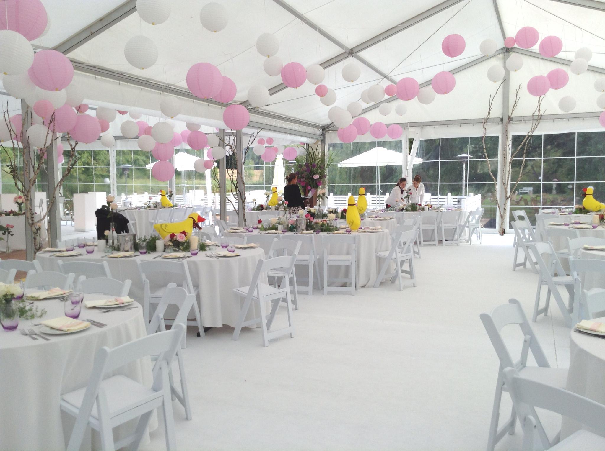 Hochzeit gaby l wel eventmanagement - Zelt deko hochzeit ...